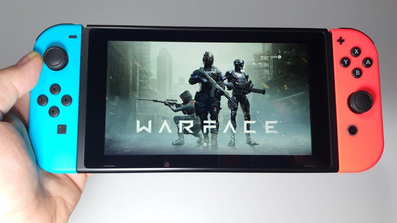Akce Warface vyšla v tichosti na Nintendo Switch