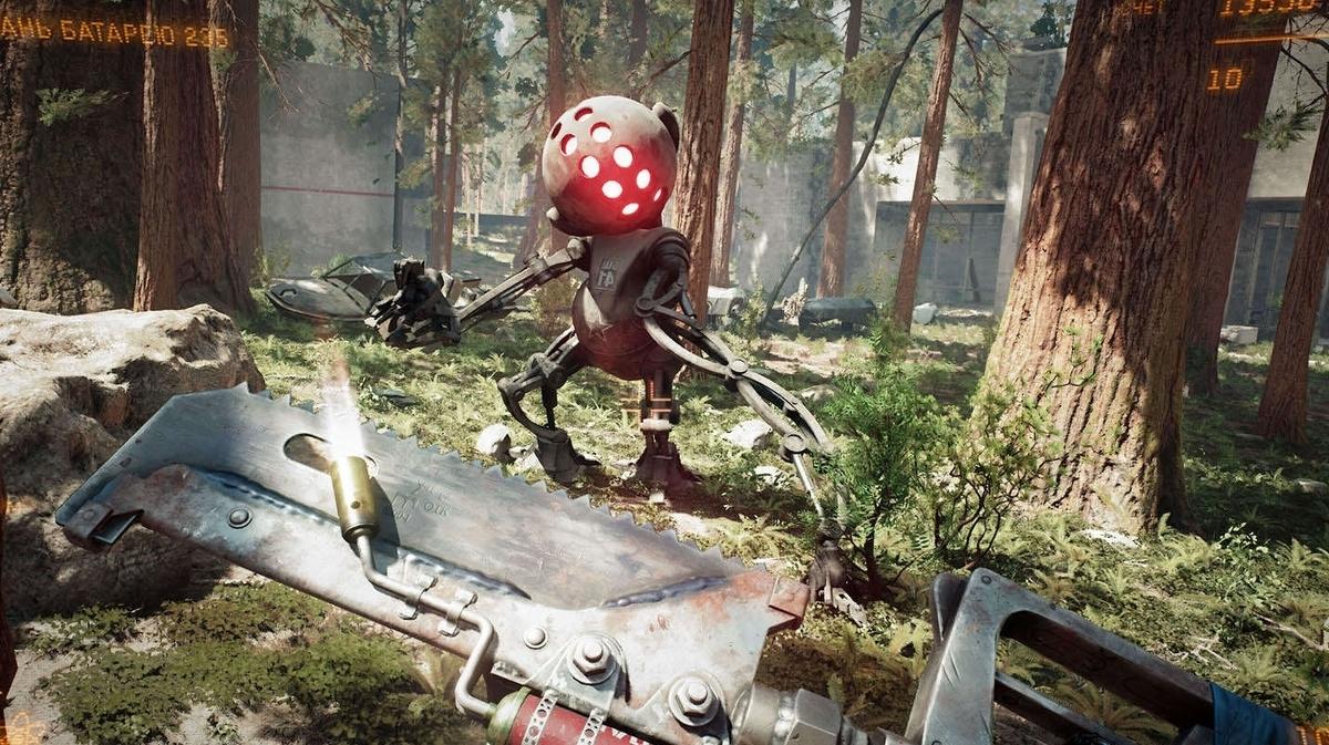 Hra Atomic Heart se připomíná novým trailerem