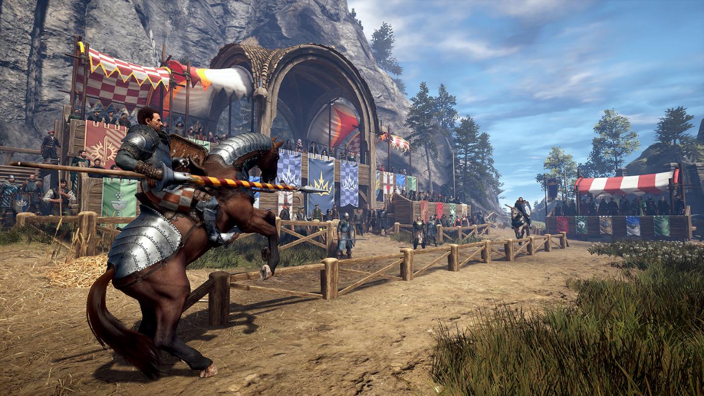 King's Bounty II ukazuje klíčové herní prvky