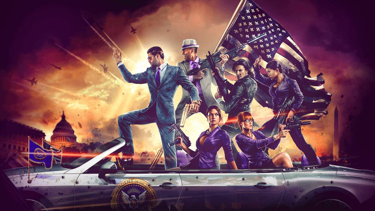 Saints Row IV Re-Electred už v březnu na Nintendu Switch