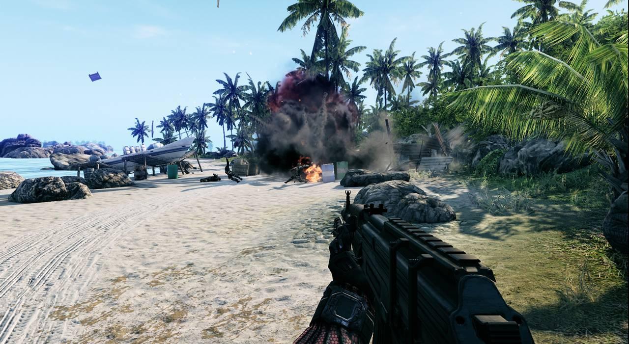 Láká Crytek na remaster prvního Crysis?