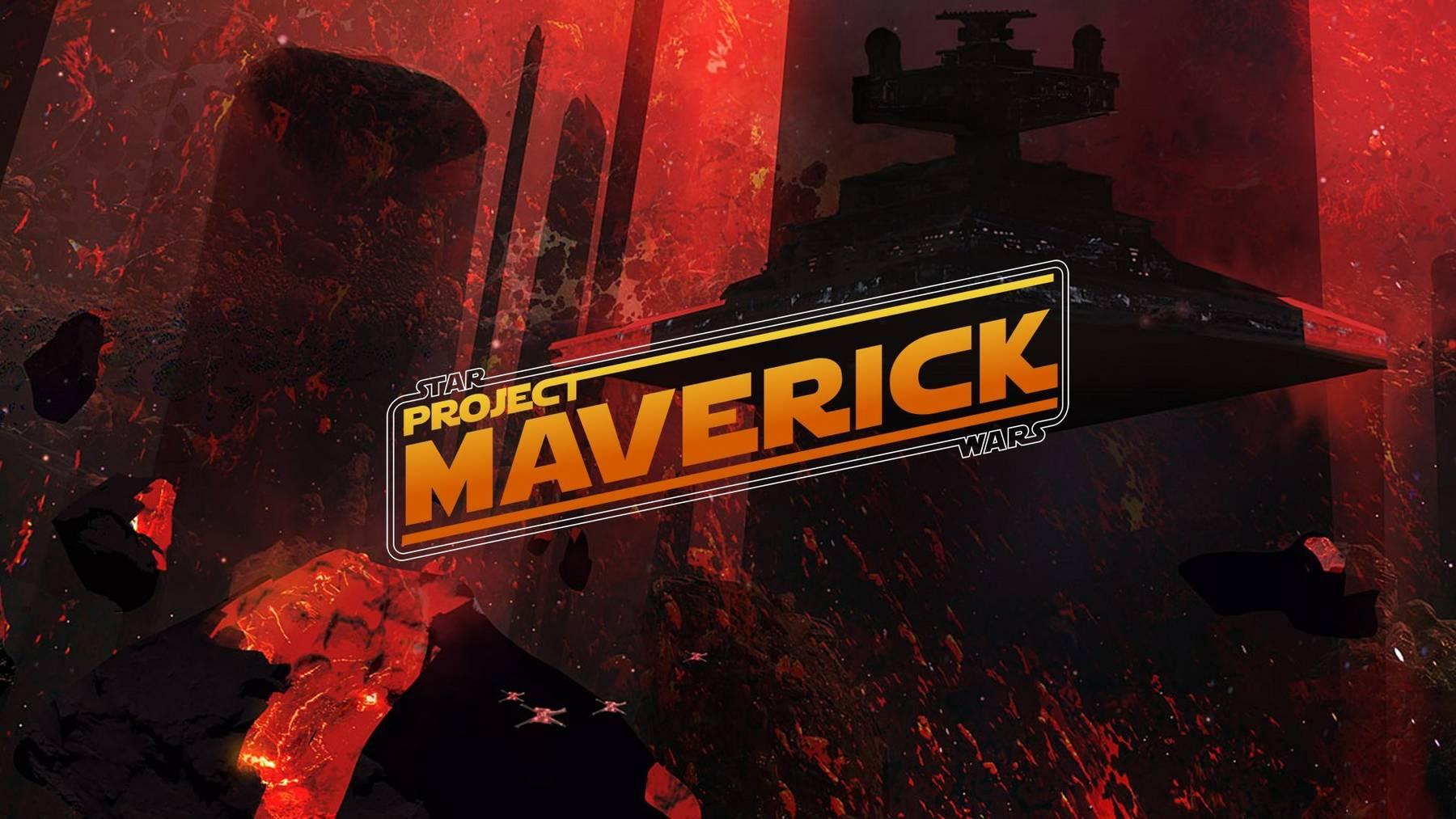 Na PSN unikla neoznámená hra Star Wars: Project Maverick