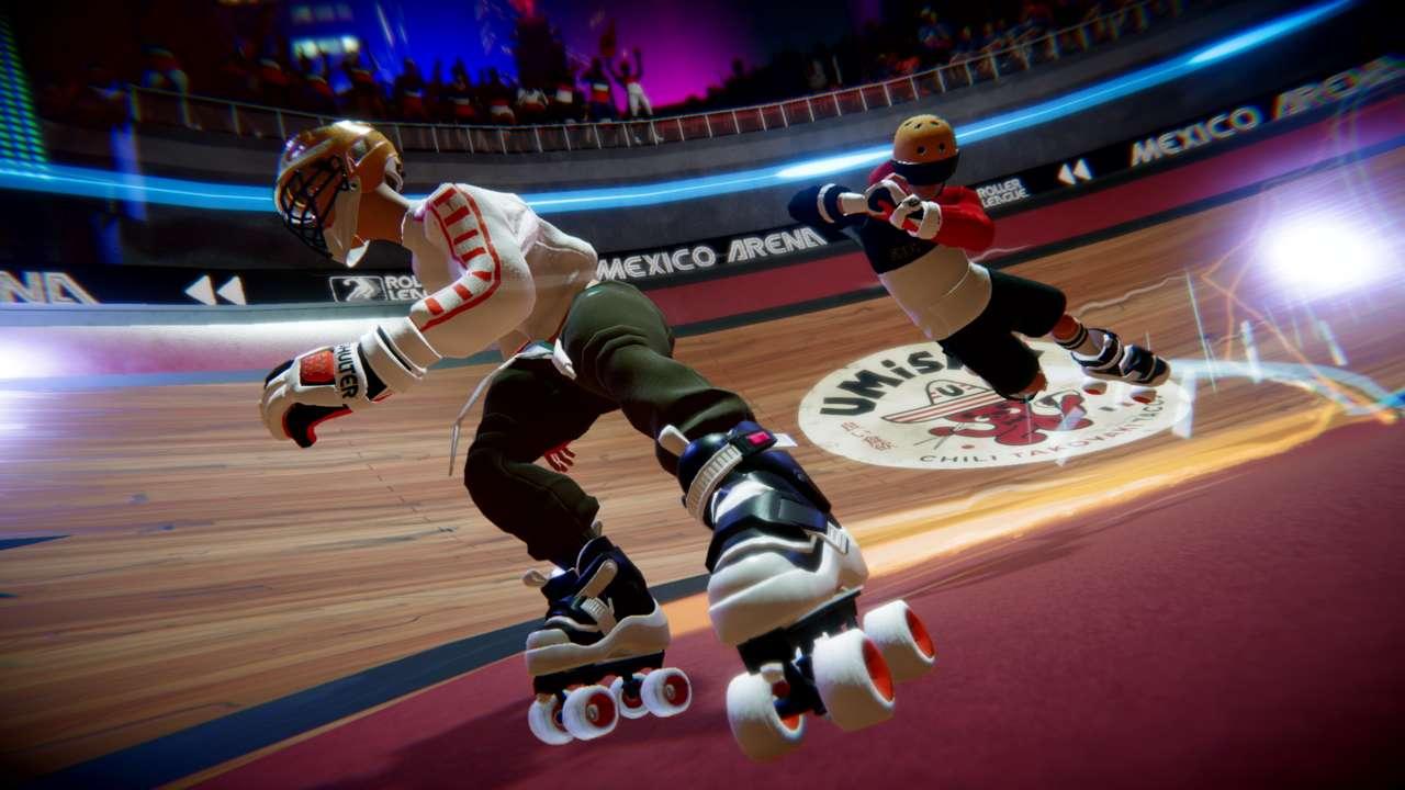Roller Champions vyjde i na konzolích