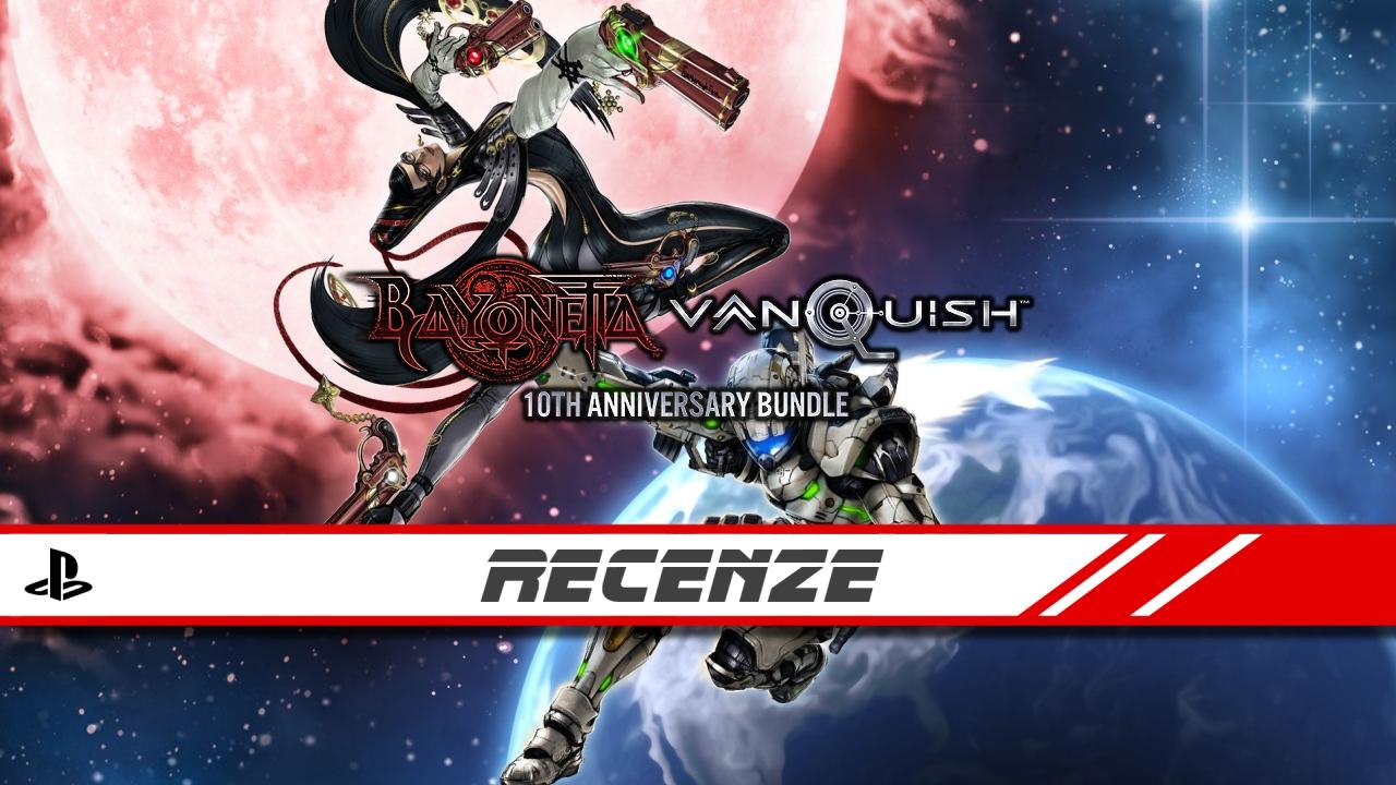 Bayonetta & Vanquish 10th Anniversary Edition – Recenze