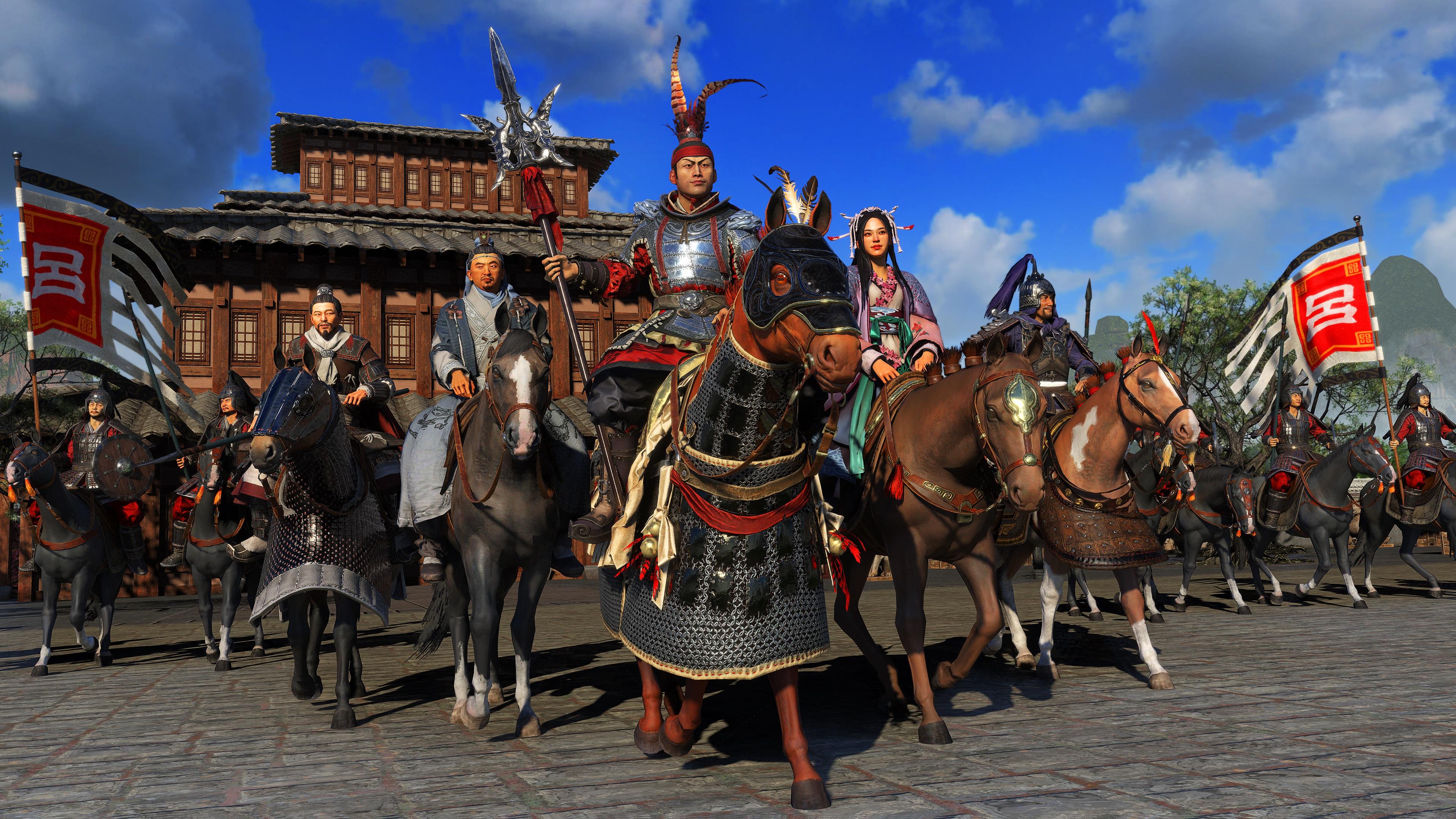 Do Total War: Three Kingdoms zamíří nové rozšíření A World Betrayed