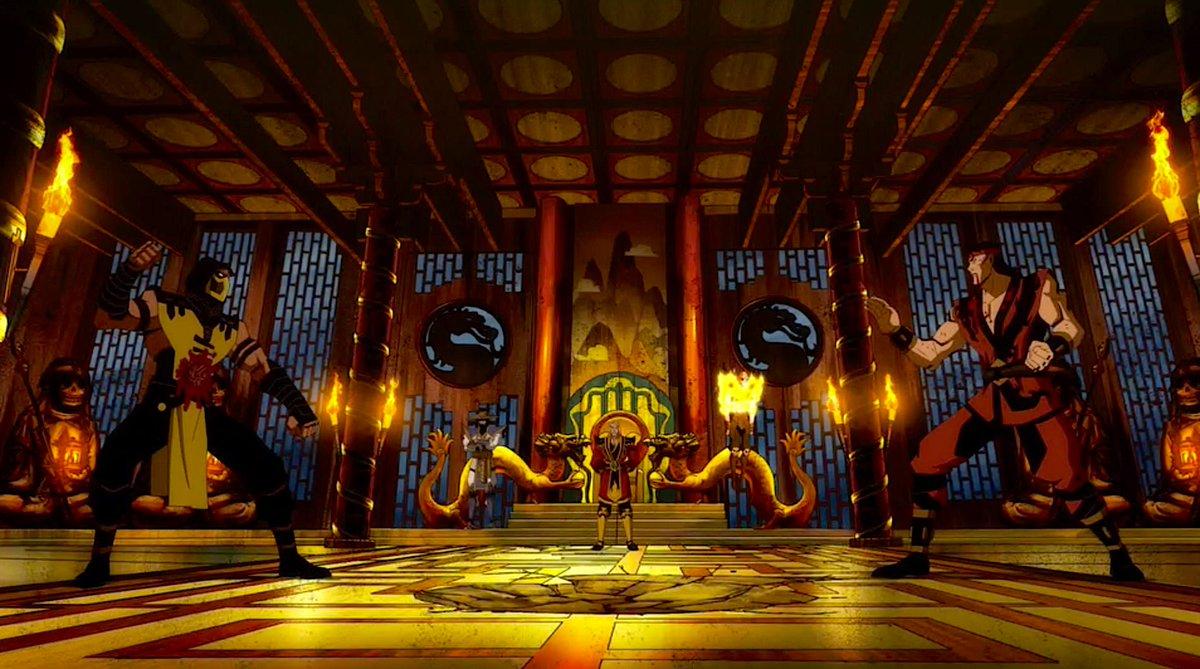 Animovaný film Mortal Kombat Legends: Scorpion's Revenge se ukazuje v novém traileru