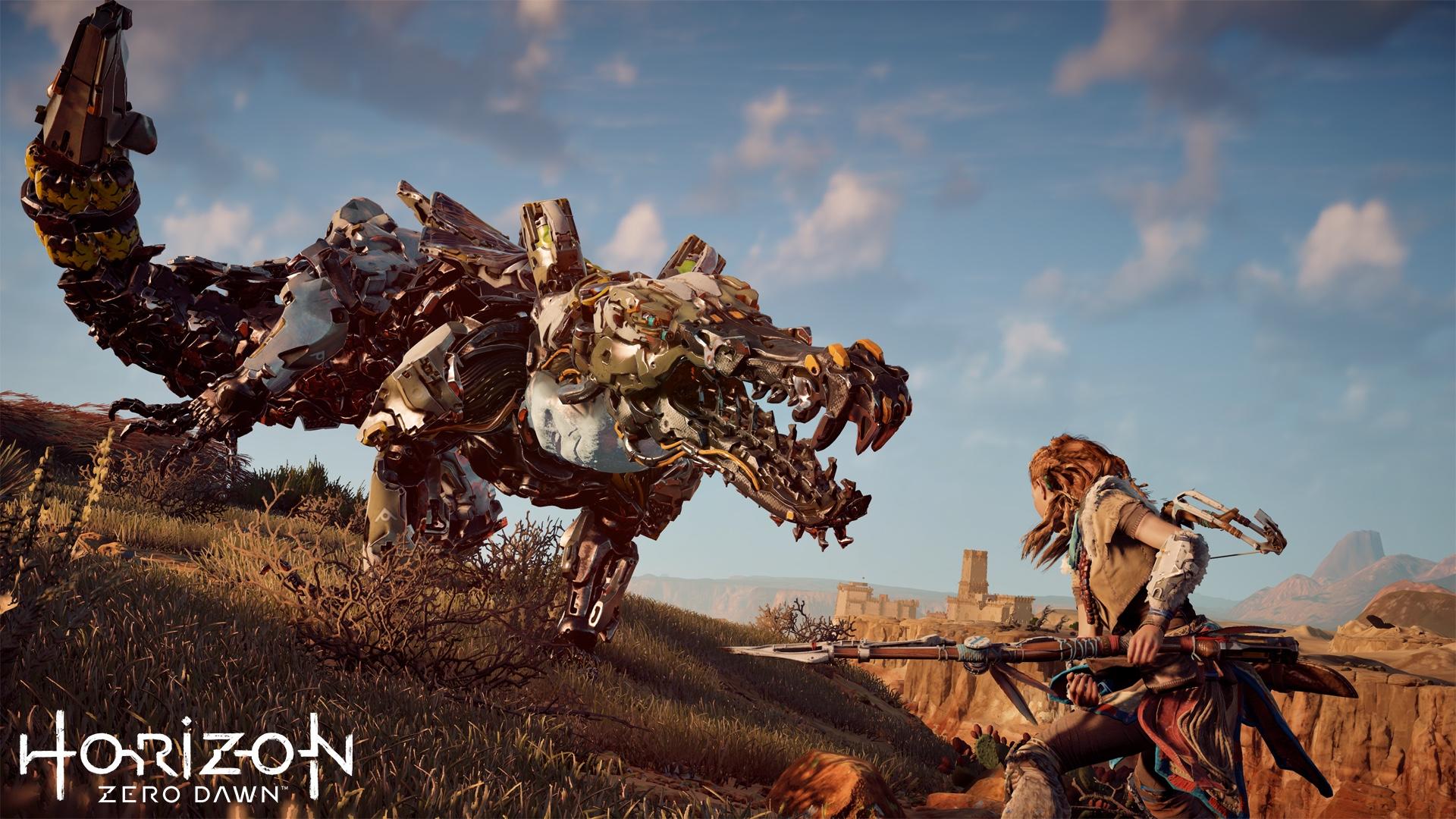 Oficiálně oznámeno Horizon Zero Dawn pro PC a to v Kompletní Edici