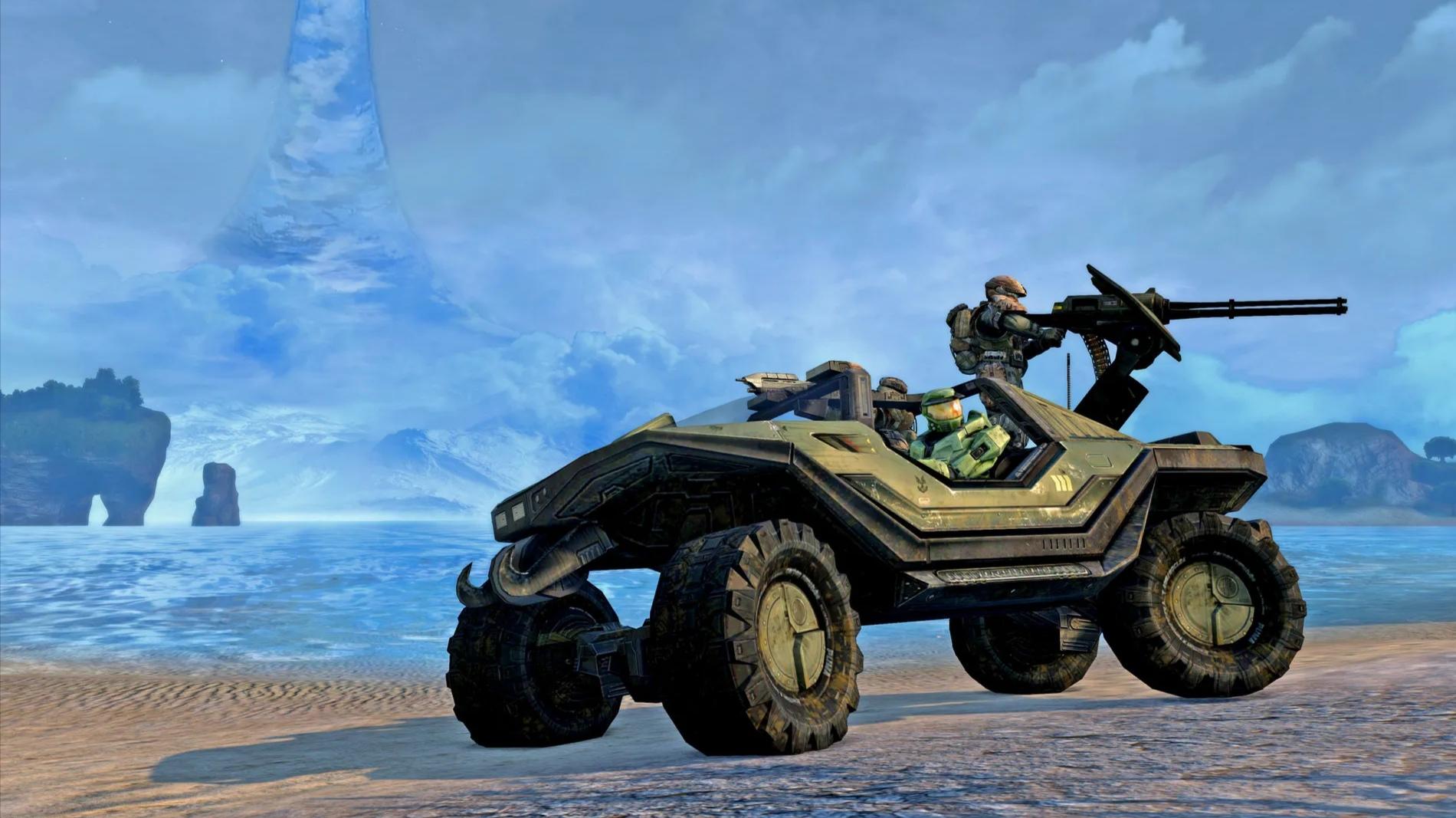 HALO: Combat Evolved Anniversary je nyní dostupné na PC