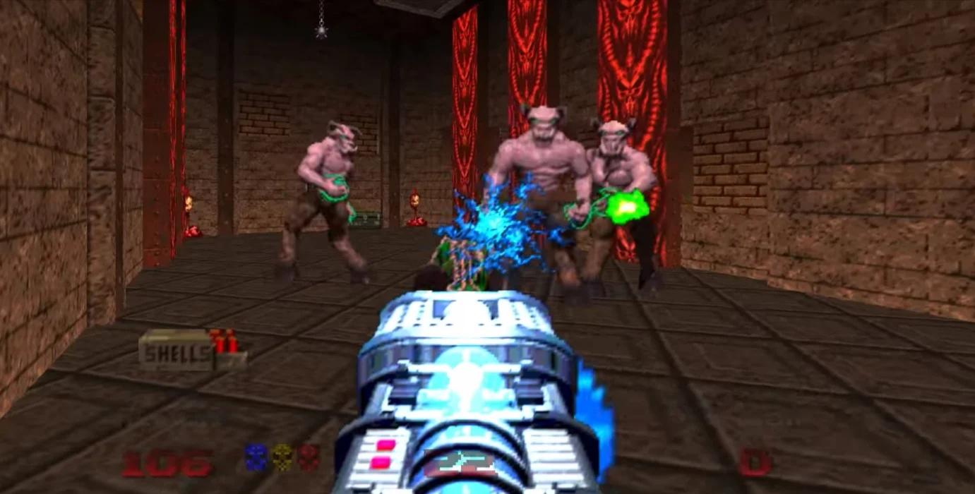 Remaster Doom 64 bude obsahovat novou kapitolu