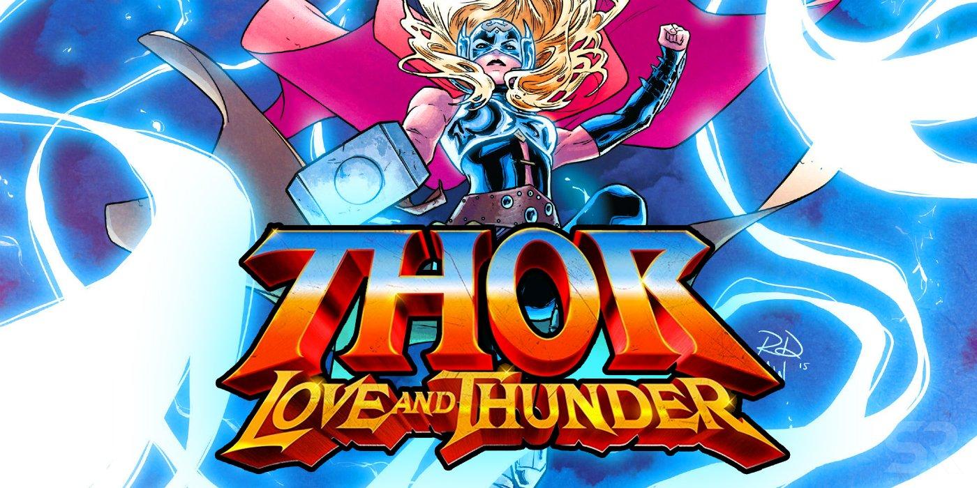 Ve filmu Thor: Love & Thunder se mají objevit Strážci Galaxie