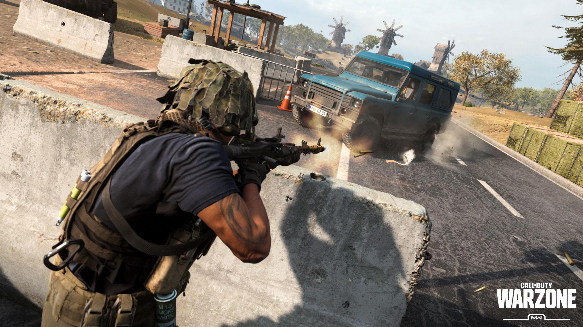 Call of Duty: Warzone dostalo Free for All režim