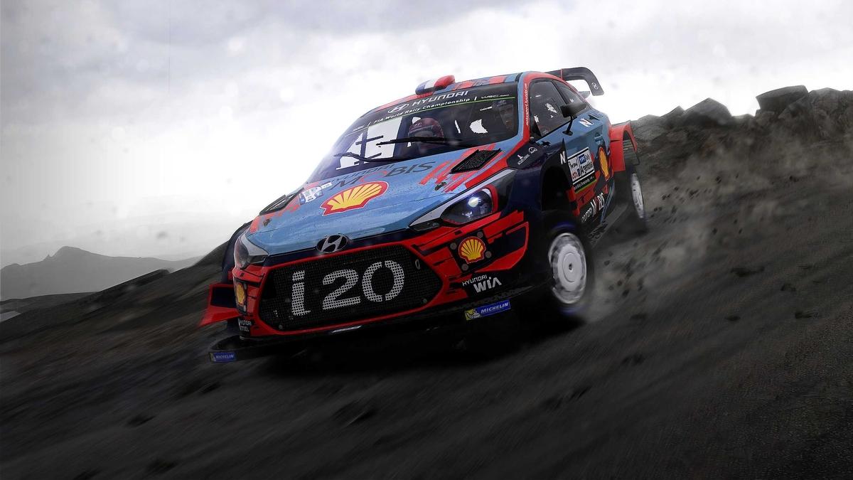 Oznámen závodní simulátor WRC 9, vyjde zároveň pro next-gen konzole