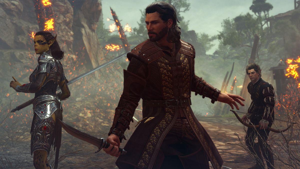 Baldur's Gate III v novém traileru, screenshotech a info o konzolových verzích