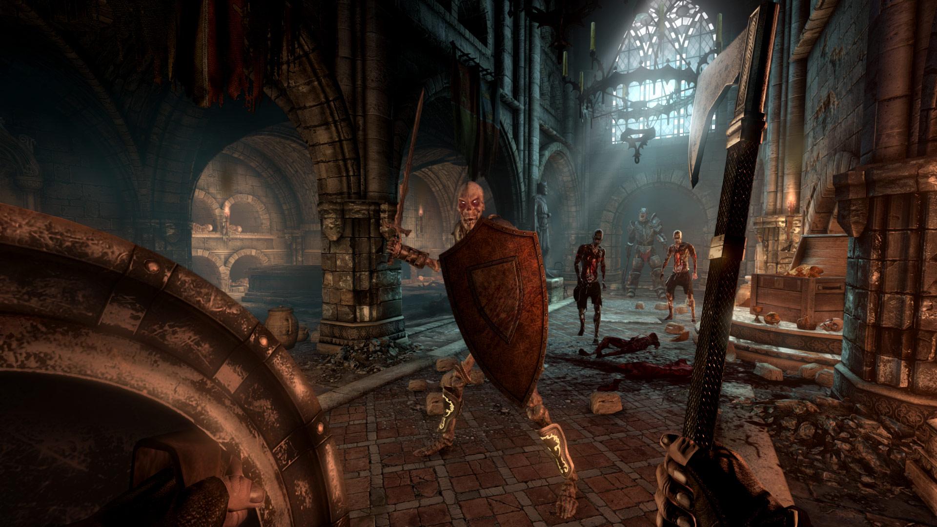 Techland pracuje neoznámeném velkém fantasy RPG
