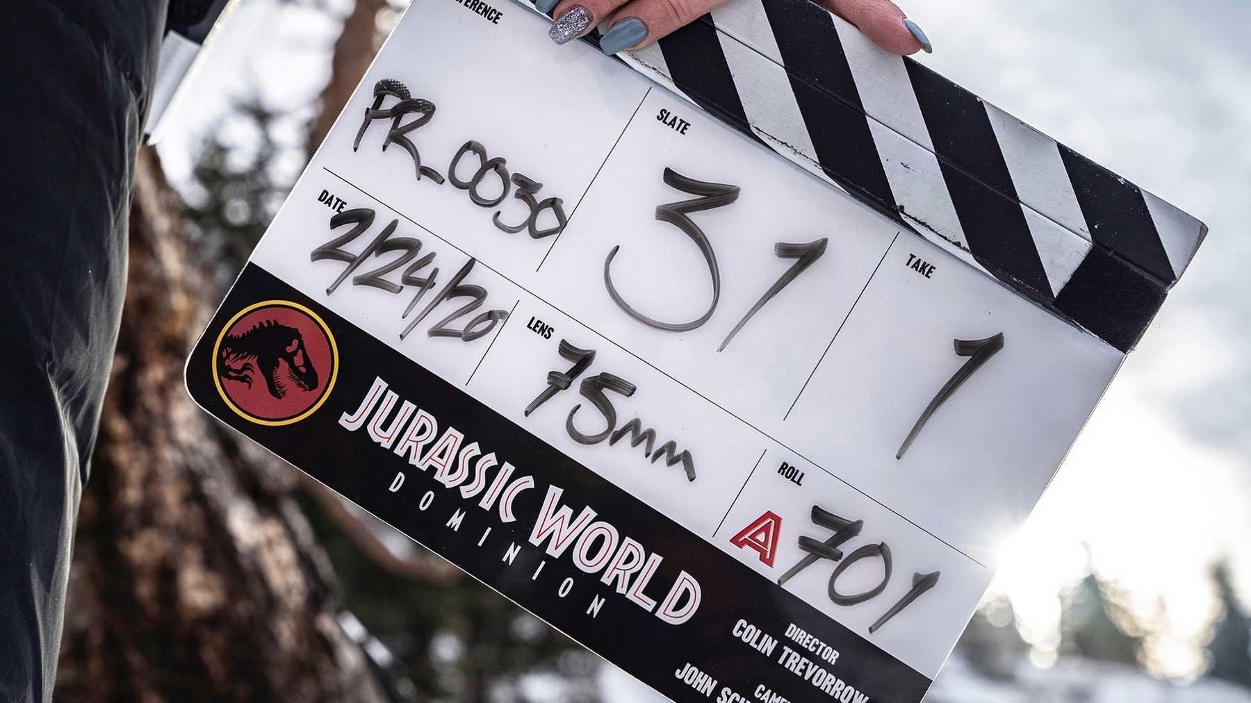 Jurský Svět 3 má oficiální název a natáčení odstartovalo