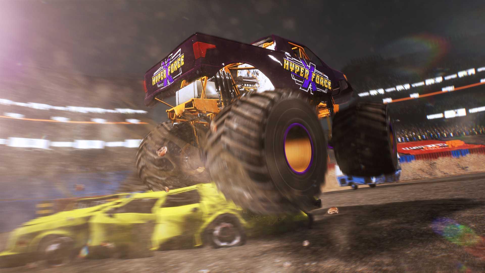 Oznámen nový simulátor Monster Truck Championship