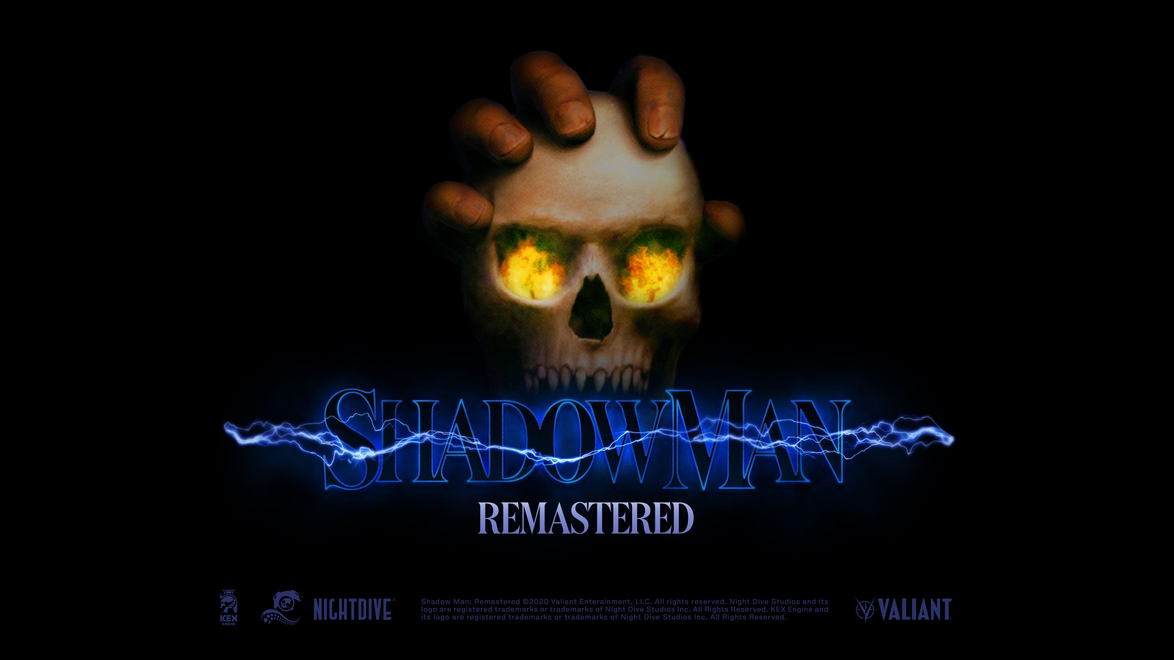Oznámena hra Shadow Man: Remastered