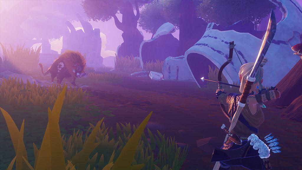 Představen nový survival Windbound