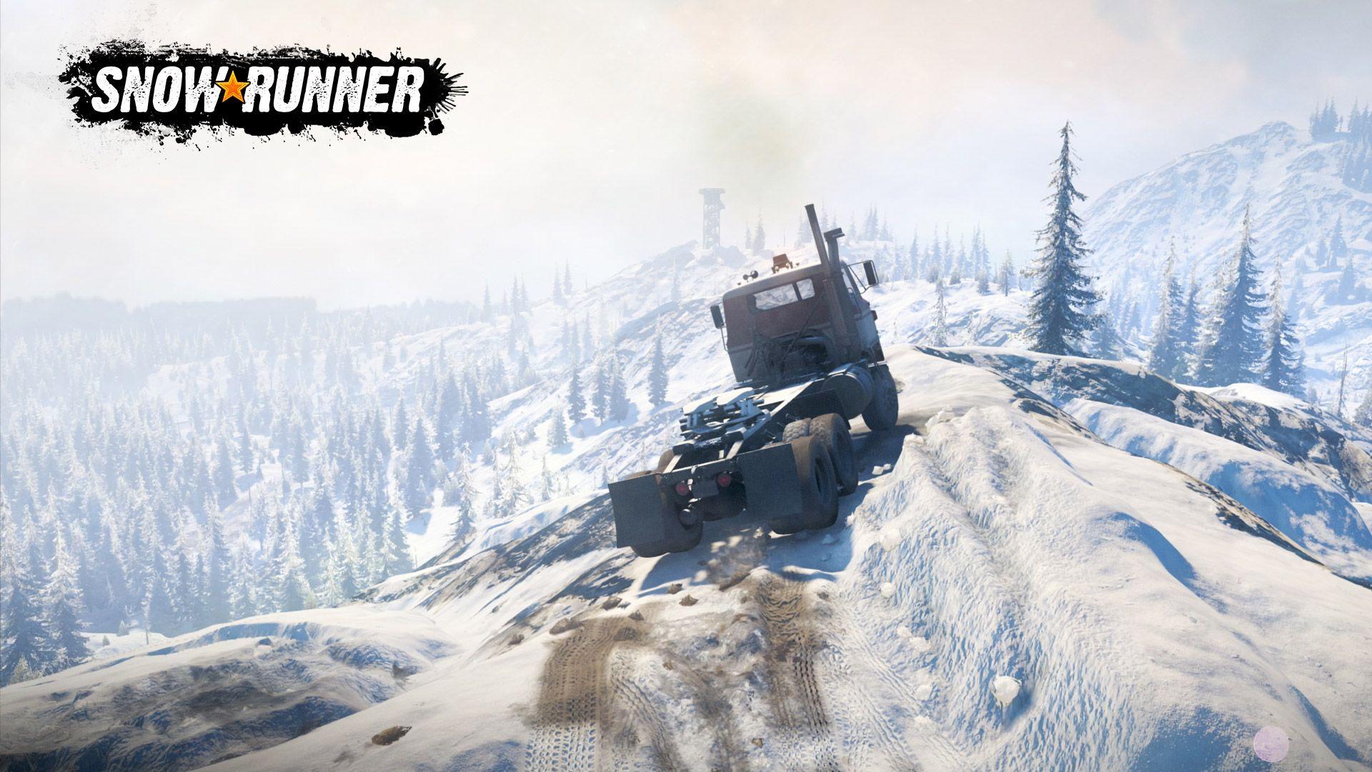 Vychází SnowRunner s českými titulky, sledujte launch trailer