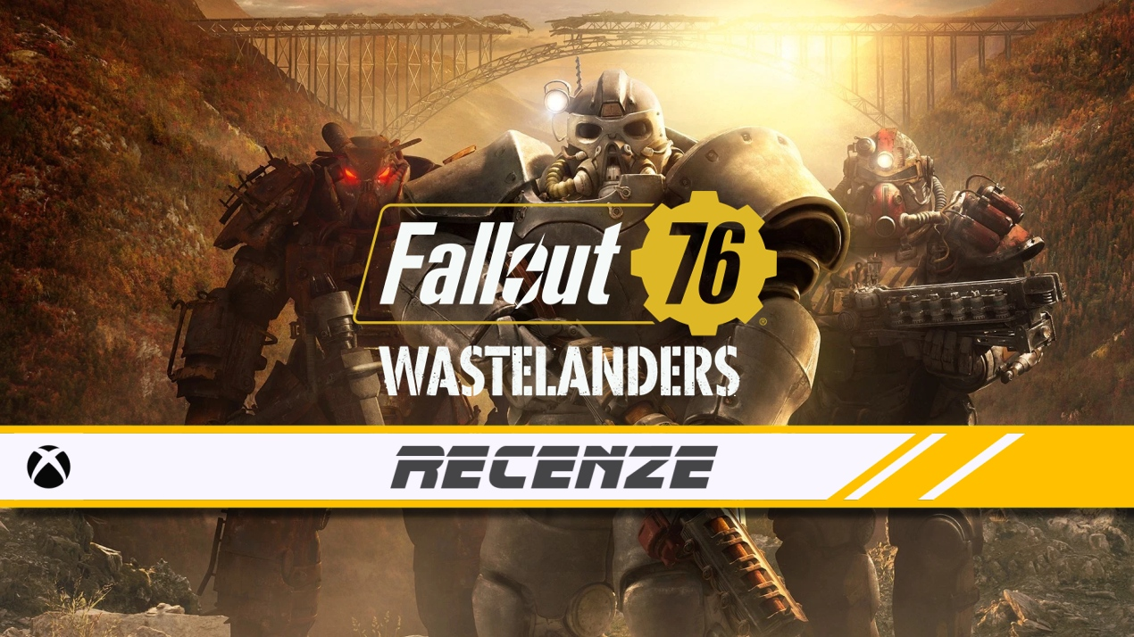 Fallout 76: Wastelanders – Recenze