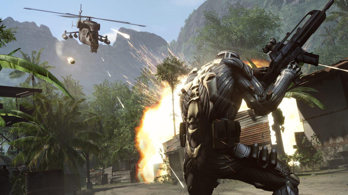 UPDATE: Crysis Remastered oficiálně potvrzen