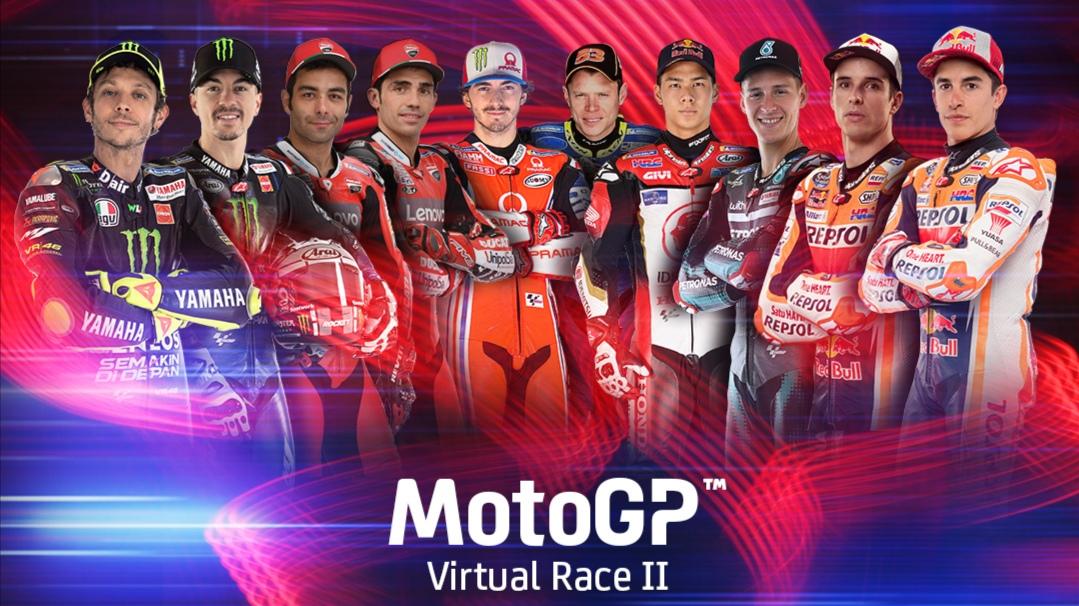 Tuto neděli startuje 2. závod MotoGP Virtual Race