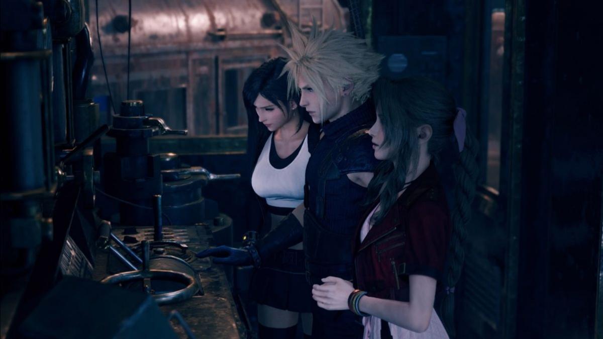 Dnes vychází Final Fantasy VII Remake pro PS4 + nový trailer se záběry z PC verze