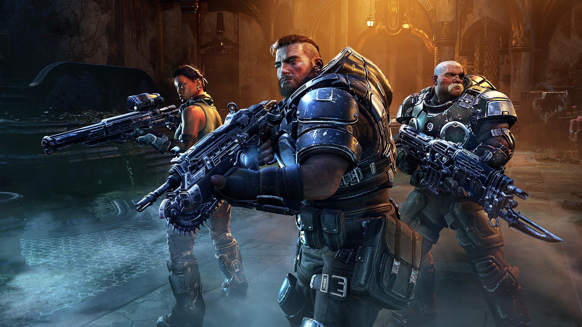 Gears Tactics dostávají launch trailer