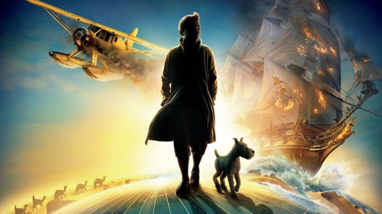 Oznámeny přípravy na hře The Adventures of Tintin