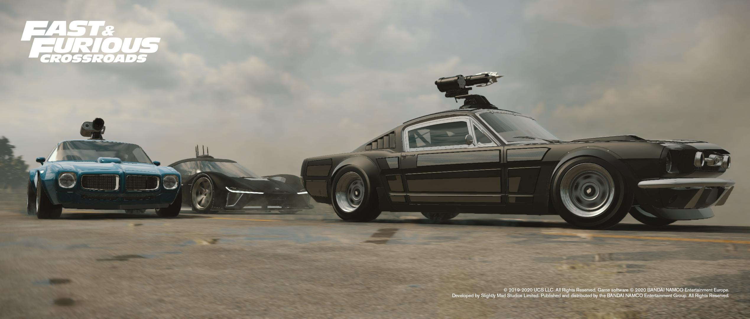Fast & Furious: Crossroads odloženo na srpen + gameplay trailer