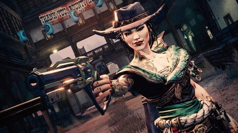 Oznámeno další rozšíření pro Borderlands 3, Bounty of Blood: A Fistful of Redemption