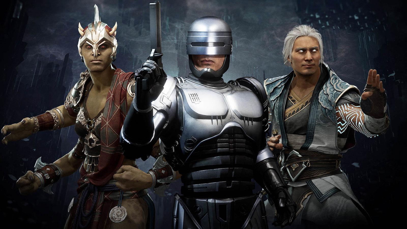 Oznámeno velké rozšíření Aftermath pro Mortal Kombat 11