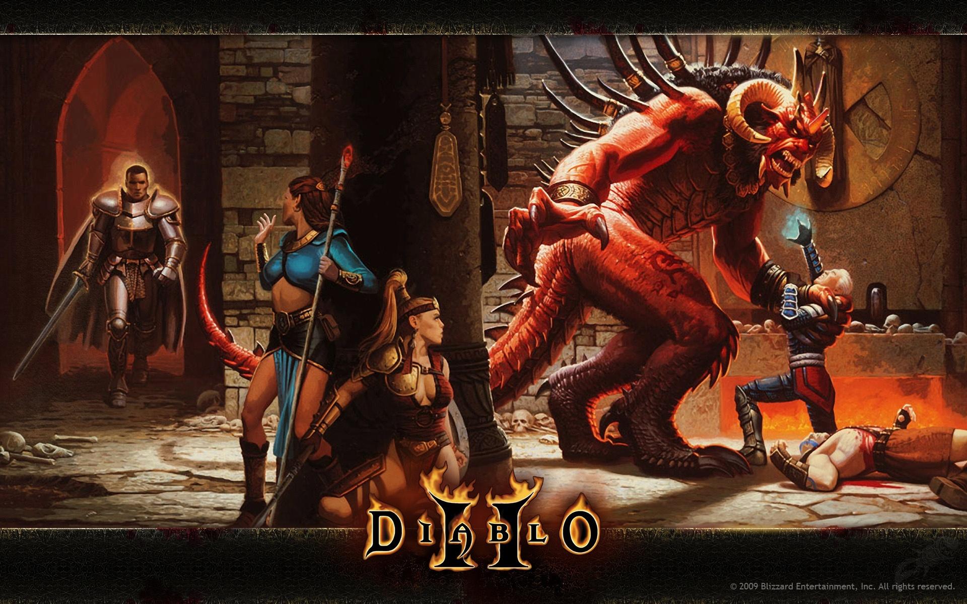Remaster Diablo II koncem roku?