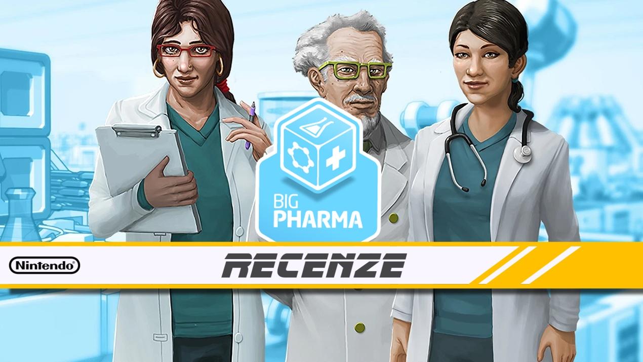 Big Pharma – Recenze