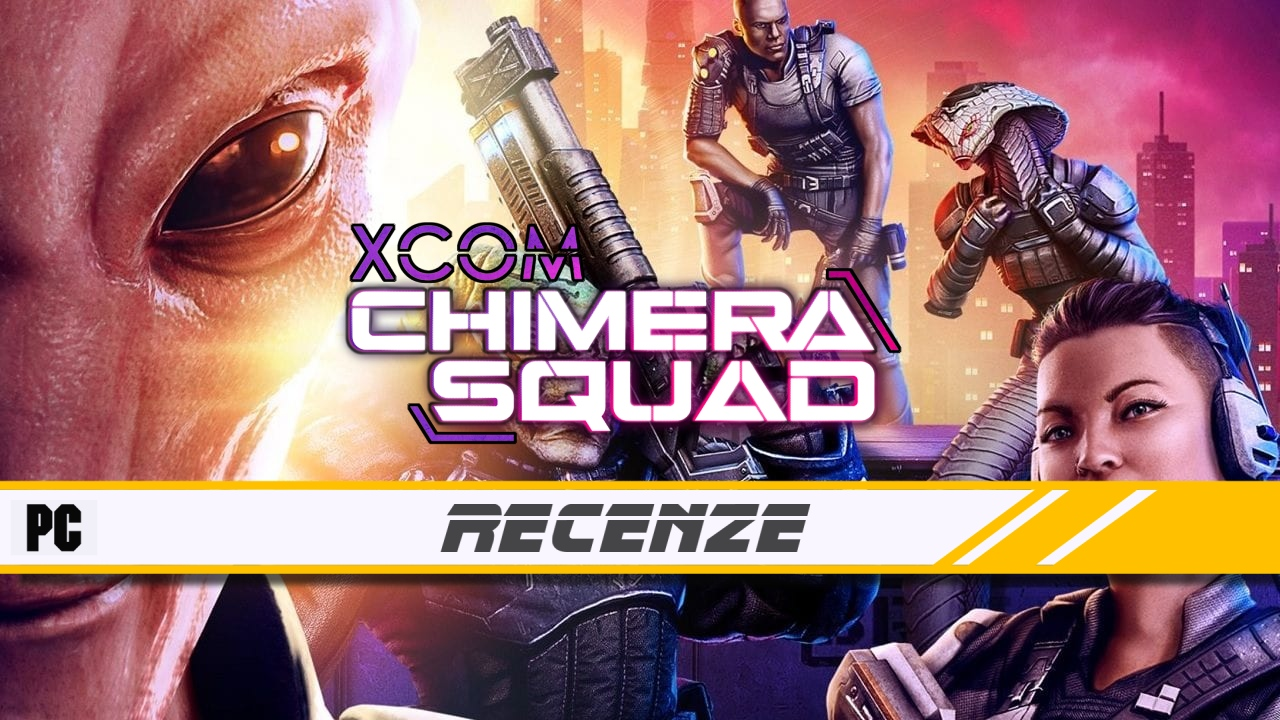 XCOM: Chimera Squad – Recenze