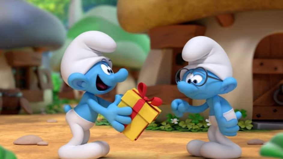 Oznámena nová plošinovka The Smurfs