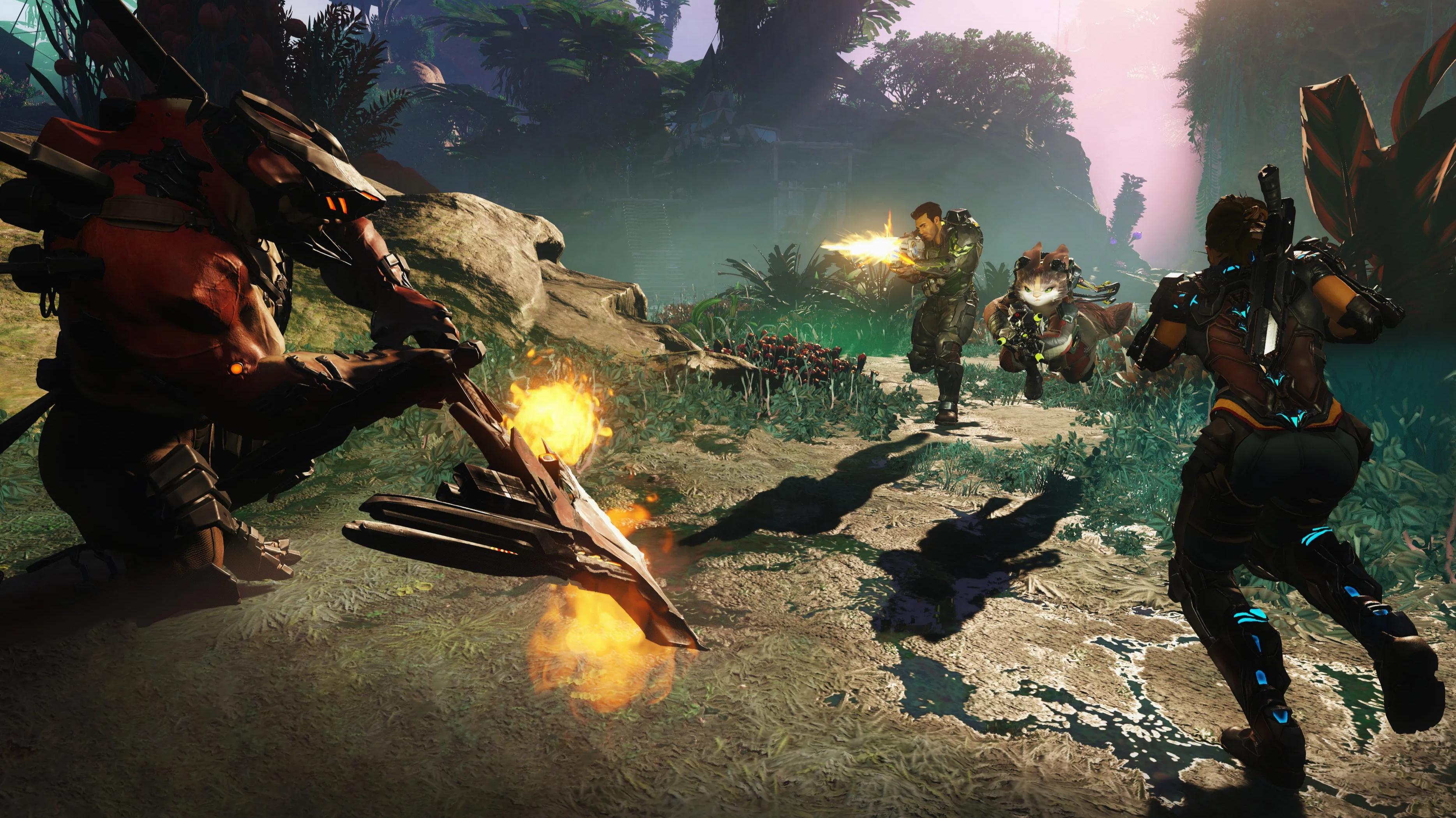 O multiplayerovou hru Crucible od Amazonu není zájem