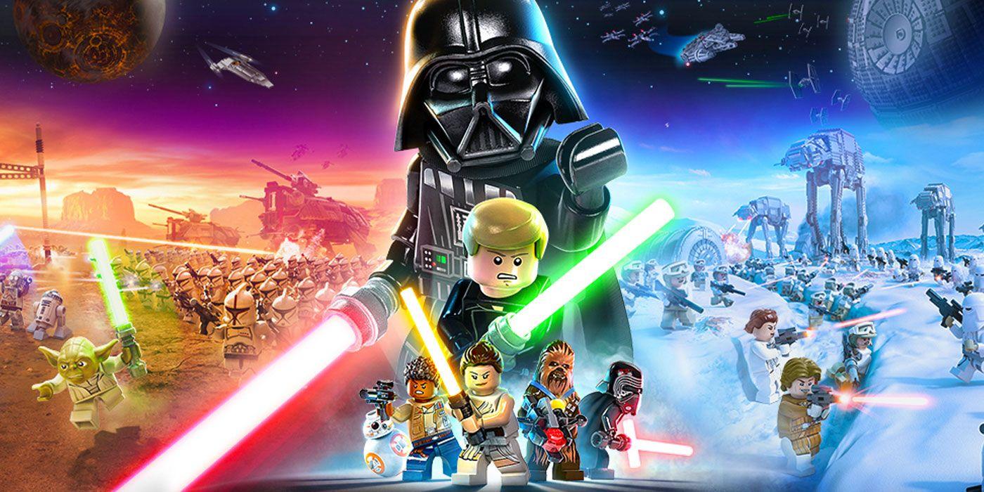 Uniklo datum vydání pro LEGO Star Wars: The Skywalker Saga