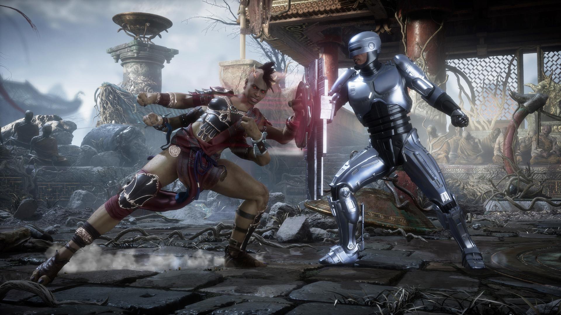 Rozšíření Aftermath pro Mortal Kombat 11 dostává launch trailer. Vychází příští úterý