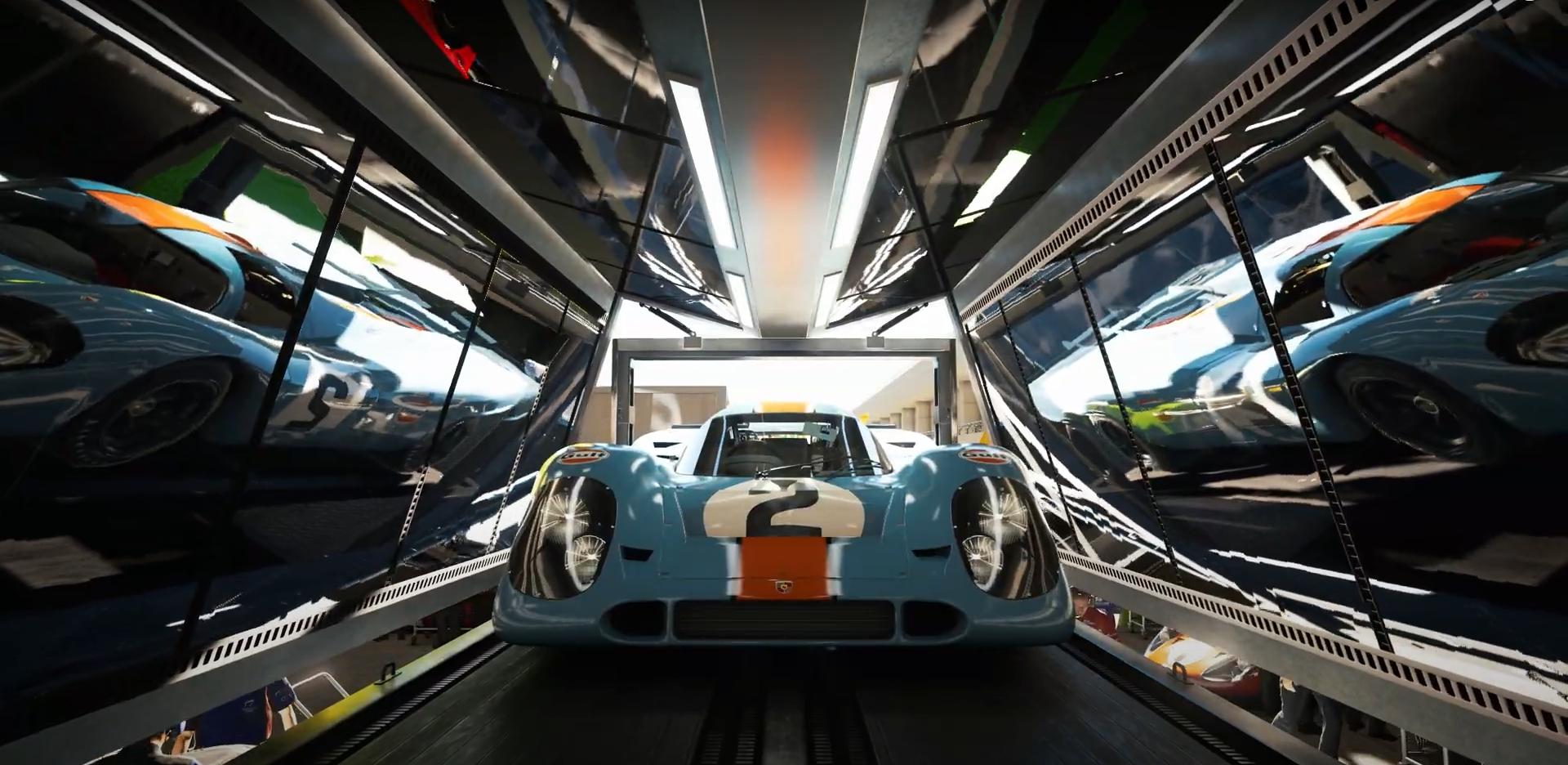 Oznámena závodní hra Gran Turismo 7