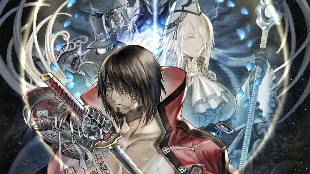 Oznámeno Bloodstained: Curse of the Moon 2