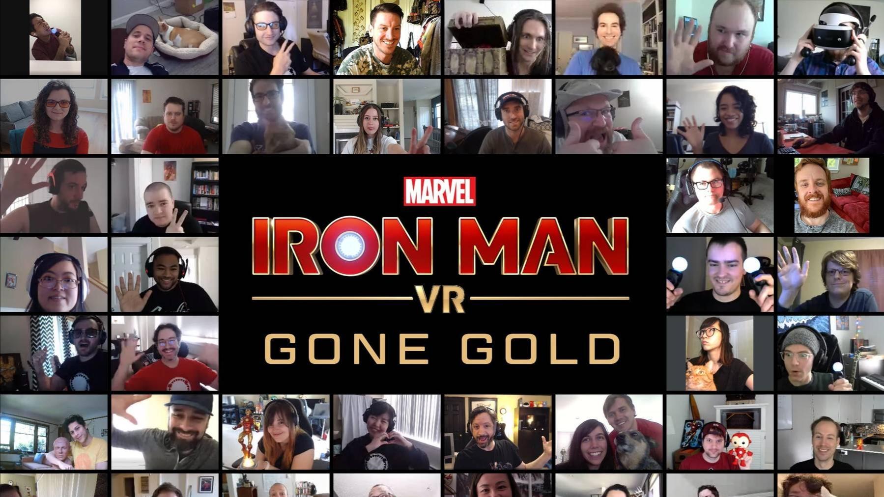Marvel's Iron-Man VR je hotov, vyjde začátkem července