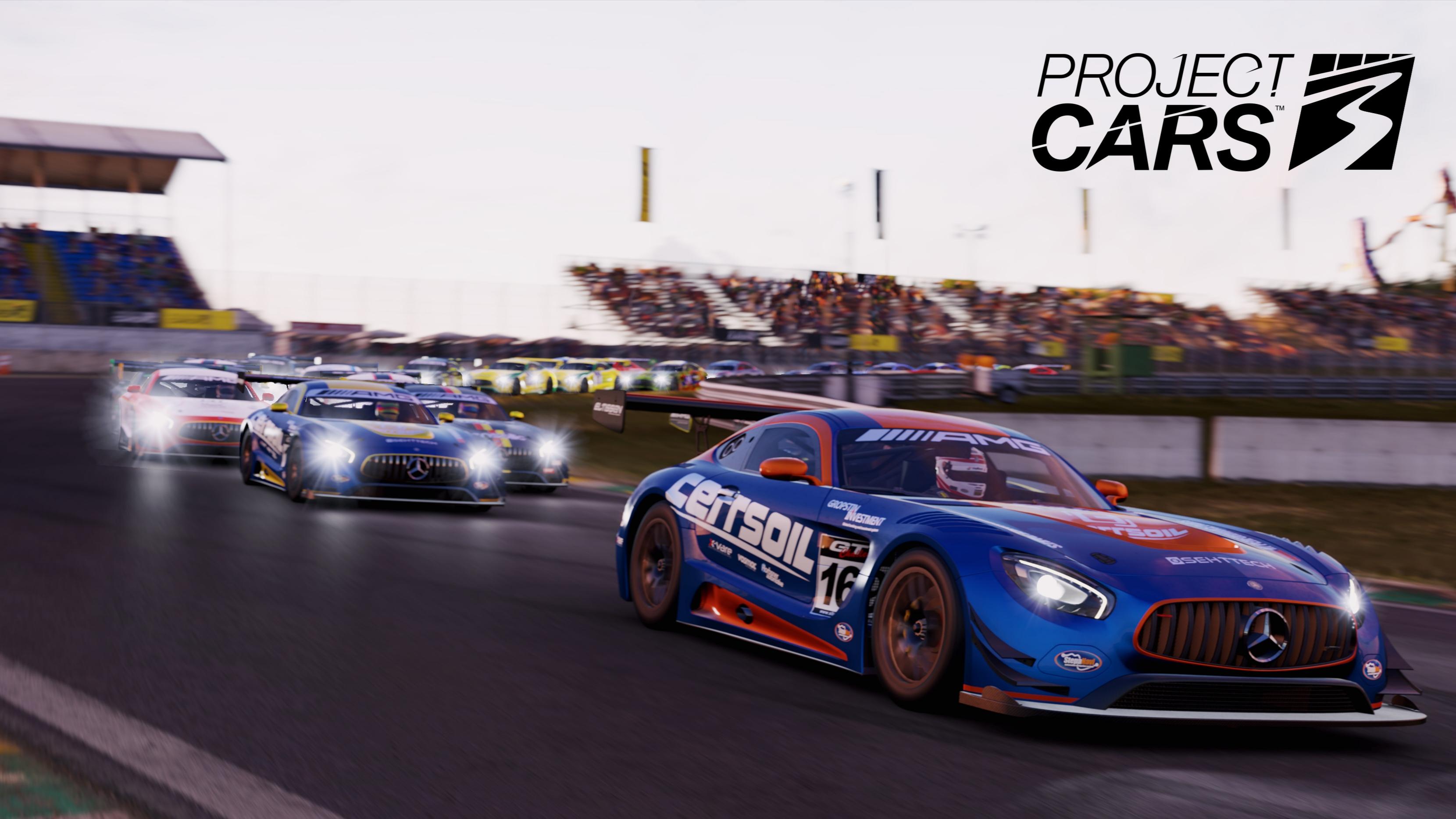Project CARS 3 v prvních informacích a gameplay záběrech