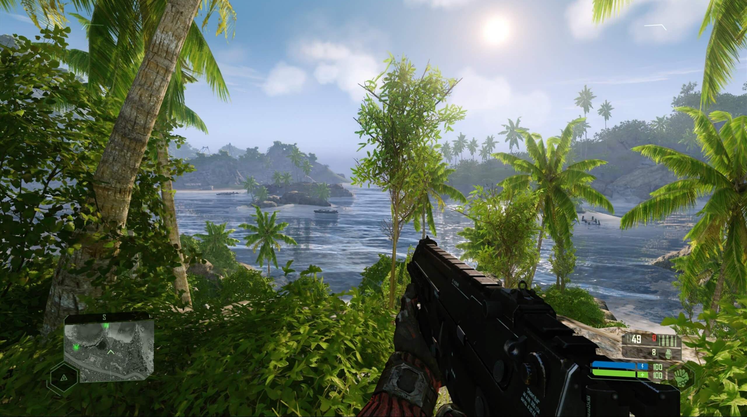 Xbox Store předčasně ukázal Crysis Remastered