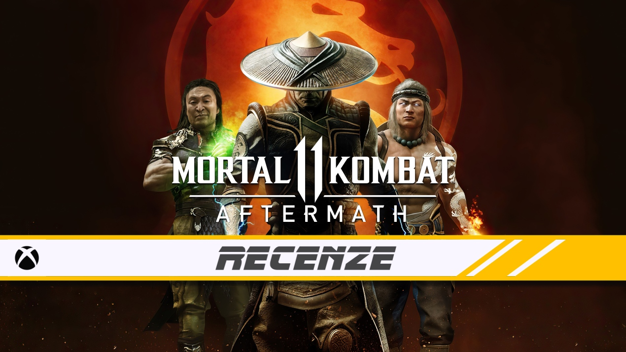 Mortal Kombat 11: Aftermath – Recenze