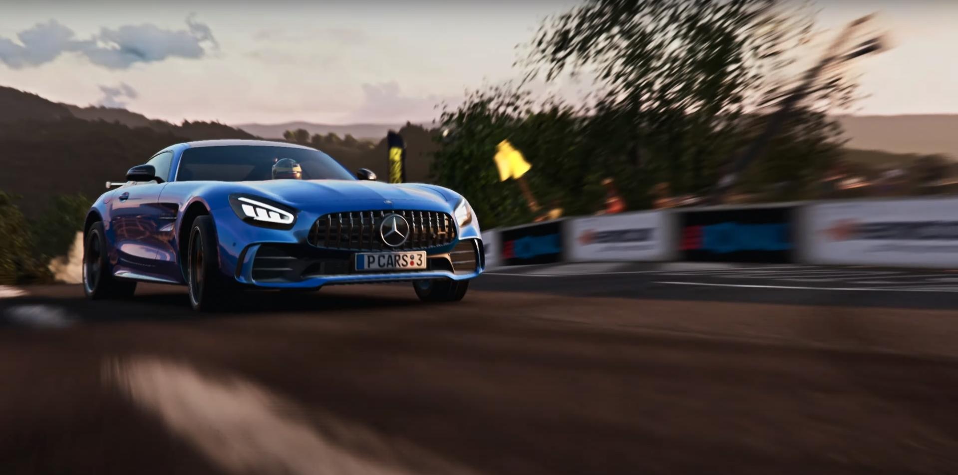 Oznámena závodní hra Project CARS 3, vyjde už v létě