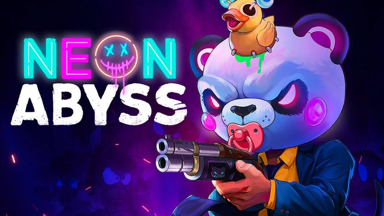 Představena plošinovka Neon Abyss, vyjde příští měsíc