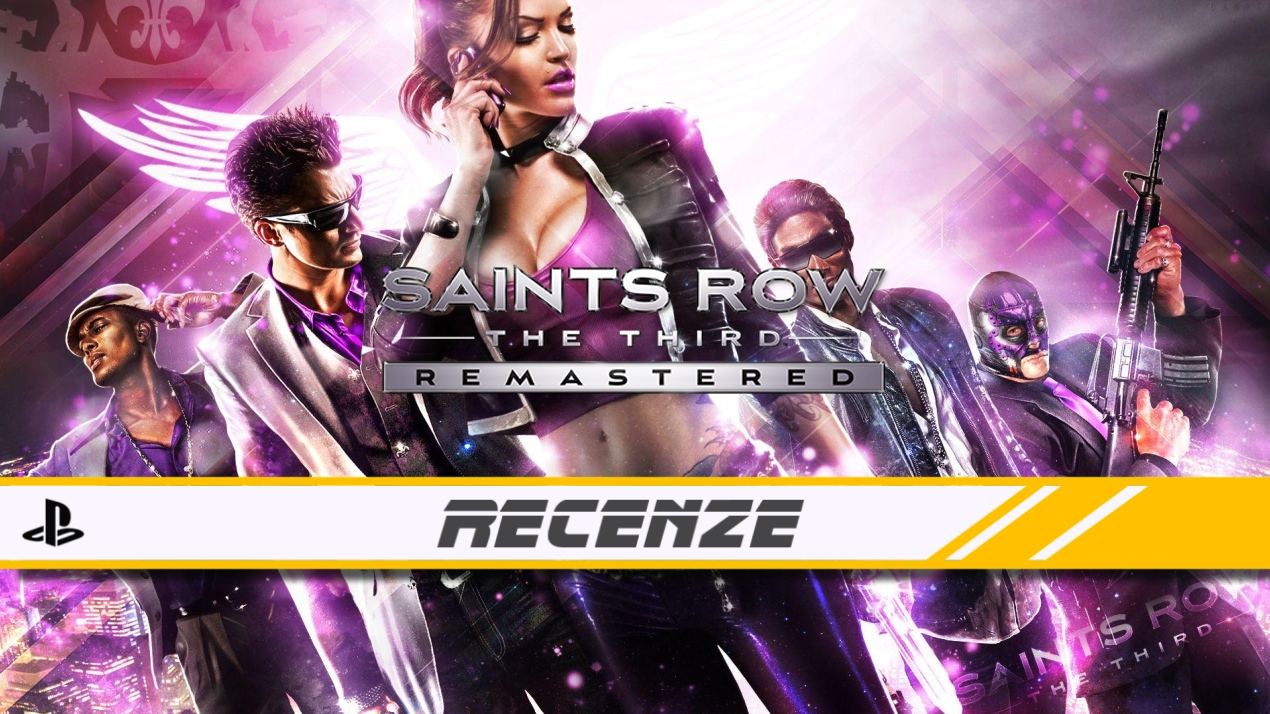 Saint Row: The Third Remastered – Recenze