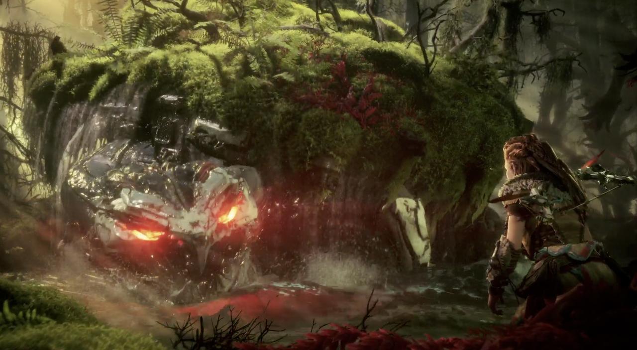 Oznámen Horizon II: Forbidden West pro Playstation 5