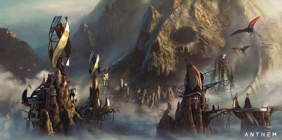 Představena pirátská frakce pro ANTHEM 2.0